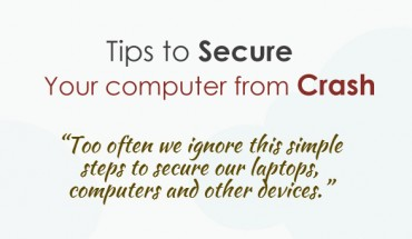 Tips to Secure Your computer laptop from Crash