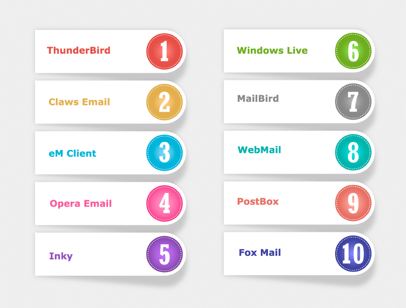 10 Best Alternatives to MS Outlook