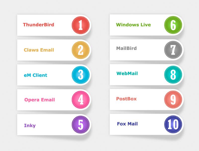 10 Best Alternatives to Microsoft Outlook